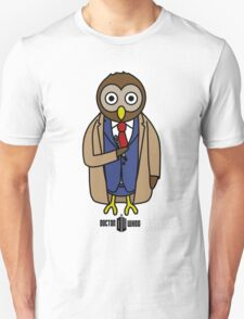 Dr. Whoo - The 10th Owl T-Shirt