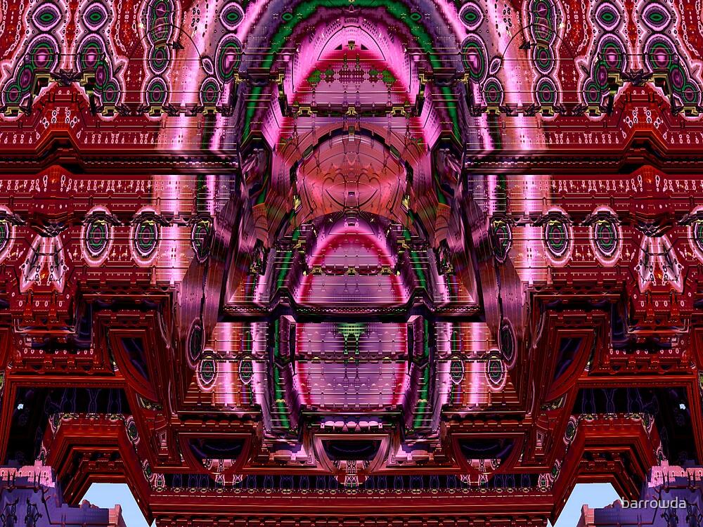 M3D: Crackerbox Palace (G1190) by barrowda