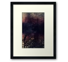 Infection Framed Print