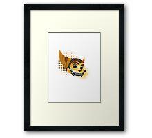 Raichet Framed Print