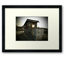Military Ghosts Framed Print