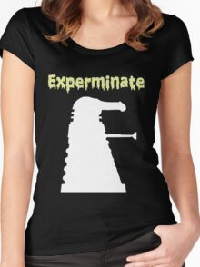Experminate Women's Fitted Scoop T-Shirt