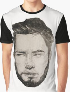 Face of Mark Graphic T-Shirt