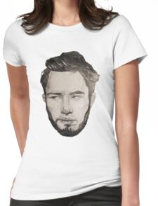 Face of Mark Womens Fitted T-Shirt