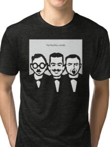Pep Shop Boys, actually. Tri-blend T-Shirt