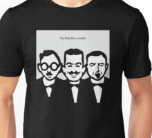 Pep Shop Boys, actually. Unisex T-Shirt