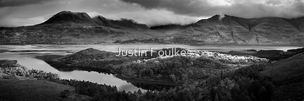 Torridon, Scotland by Justin Foulkes