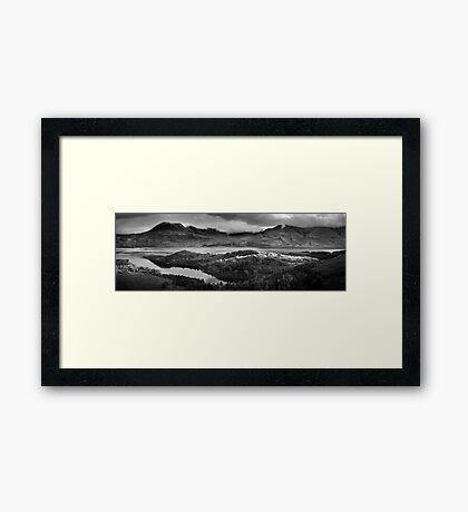 Torridon, Scotland Framed Print