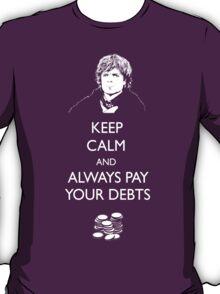 Keep Calm Lannister T-Shirt