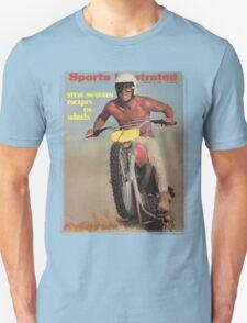 Steve McQueen - Magazine Cover T-Shirt
