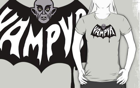 Vampyr by Baznet