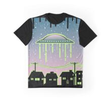 Peaceful Night Graphic T-Shirt