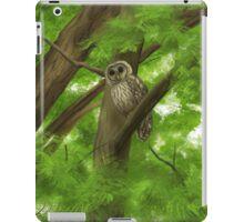 Silent Watcher iPad Case/Skin