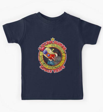 Pikmin Space Trips Kids Tee