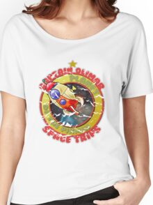 Pikmin Space Trips Women's Relaxed Fit T-Shirt