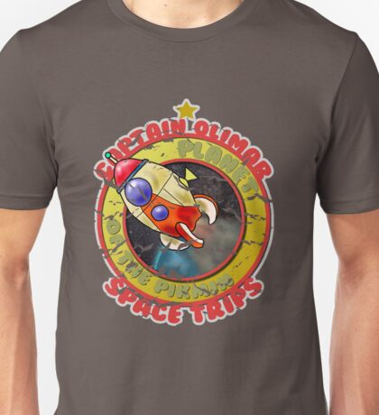 Pikmin Space Trips Unisex T-Shirt
