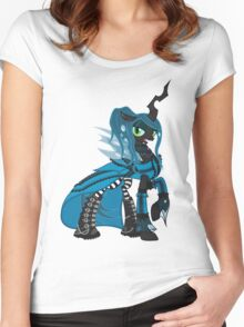 Gothic Lolita Chrysalis Women's Fitted Scoop T-Shirt