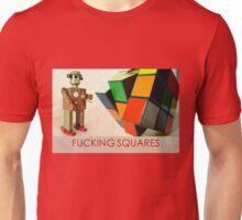 FUCKING SQUARES Unisex T-Shirt