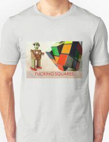FUCKING SQUARES T-Shirt