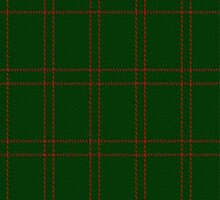 01382 Castle Fraser Check District Tartan Fabric Print Iphone Case by Detnecs2013