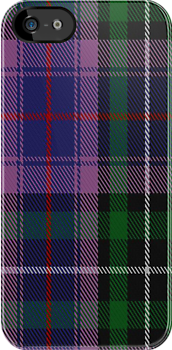 01386 Celtic Women International Tartan Fabric Print Iphone Case by Detnecs2013