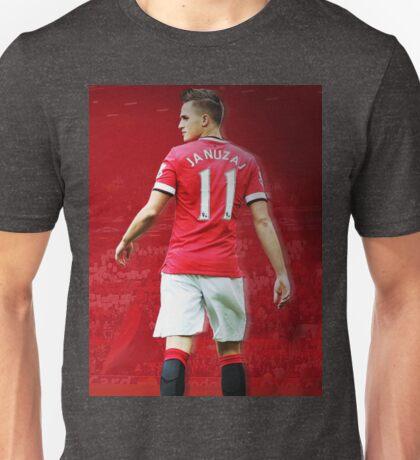 Adnan Januzaj Number 11 Unisex T-Shirt