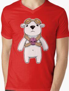 Polar Pilot Mens V-Neck T-Shirt