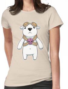 Polar Pilot Womens Fitted T-Shirt