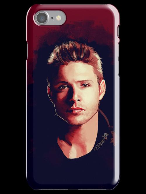 Dean Portrait by KanaHyde