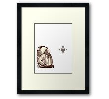 Korteef Wall Framed Print