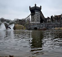 De Vliegende Hollander (Efteling) / Flying Dutchman  by MaartenMR
