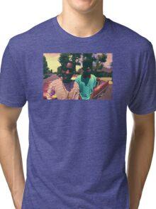 Tyler the Creator & ASAP Rocky Tri-blend T-Shirt