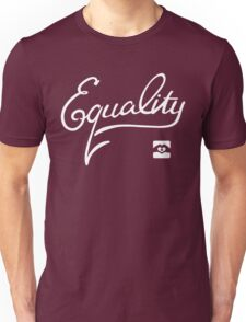 Equality - White T-Shirt