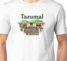 Templo de Sacrificios Ruinas del Tazumal El Salvador  Unisex T-Shirt
