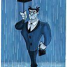 Rainy Day by Freddie Elsom