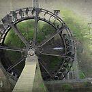 Waterwheel in Sittard by Smaragd