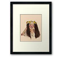 Dorielys Framed Print