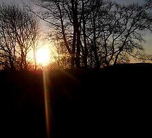 Scottish sunrise 2013 by apoetsjournal