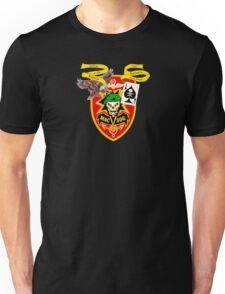 MacVsog with covert Cia  Unisex T-Shirt