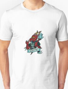 Roll for Casting Fire Unisex T-Shirt