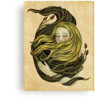 An Embrace - A Forbidden Love Canvas Print