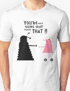Teenagers aye. Unisex T-Shirt