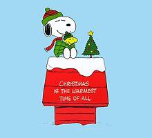Best Friend Peanuts Snoopy and Woodstock by Bladeblast