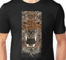 tiger lilly line colour 02 Unisex T-Shirt