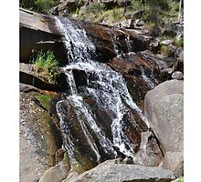 Charman Falls (first drop) by steveo-71