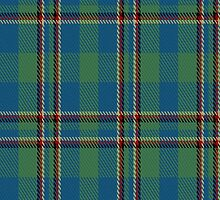01396 The Chieftain's Tartan Fabric Print Iphone Case by Detnecs2013