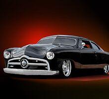 1950 Ford Custom Coupe 3 by DaveKoontz