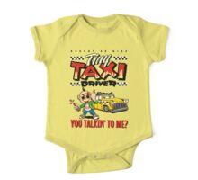 Tiny Taxi Driver Kids Clothes