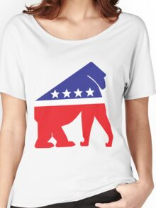 Gorilla Party! Women's Relaxed Fit T-Shirt