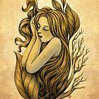 Little Rhizome - She Who Sleeps by Amalia K